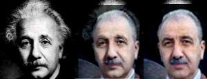 Albert-Einstein-e-Mehran-Tavakoli-Keshe